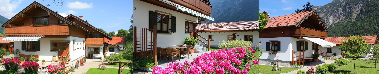 Ferienwohnungen Hofer Zugspitzregion