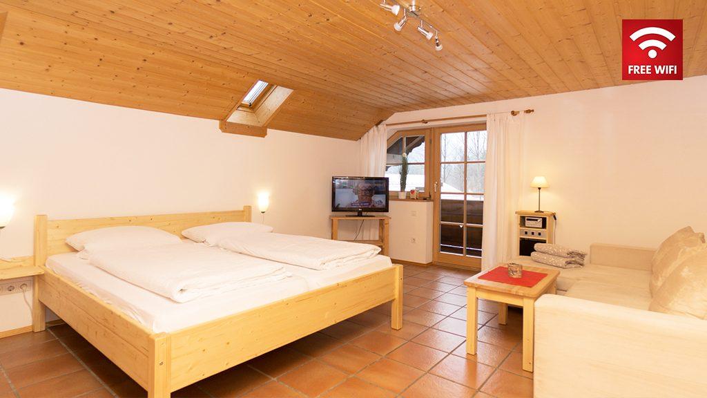 Ferienhaus Hofer im Zugspitzland - Ferienwohnung Zugspitze