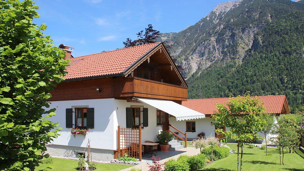 Ferienwohnungen Hofer in der Zugspitzregion