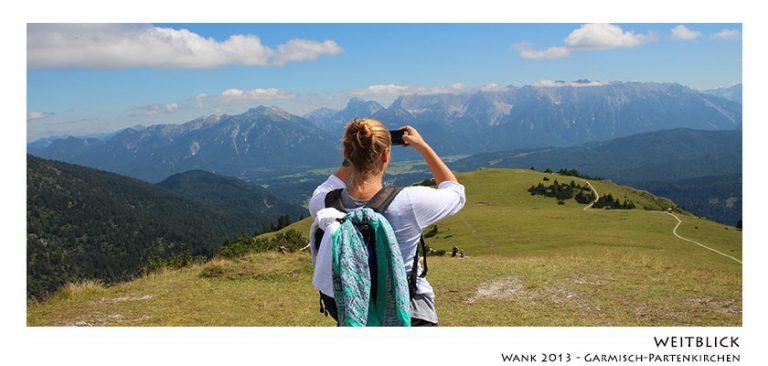 Panoramaberg Wank in Garmisch-Partenkirchen