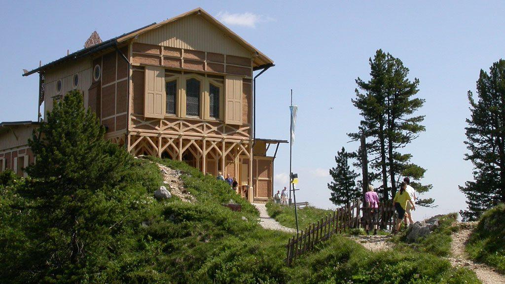 Schachenschloss Garmisch Partenkirchen